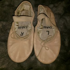 Bloch dance ballet shoes